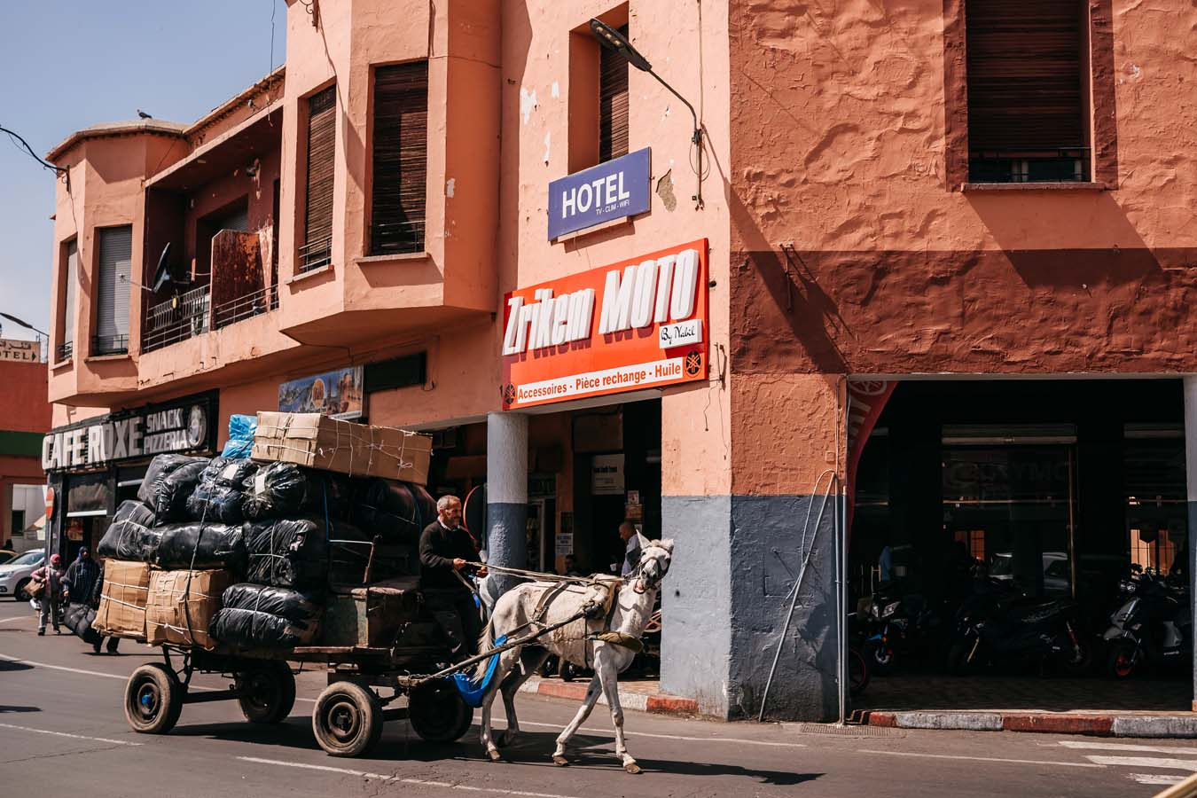 Viaggio a Marrakech